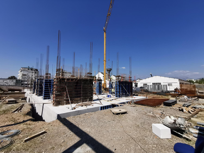 Poslovno-stambeni objekat Razvršje - Podgorica
