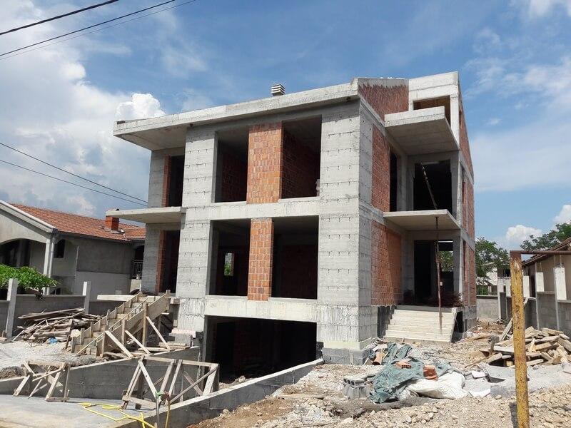 Stambeni objekat - Zagorič, Podgorica