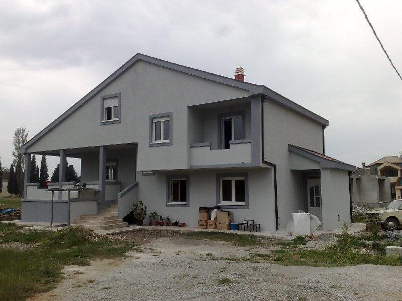 Stambeni objekat Odavić - Podgorica