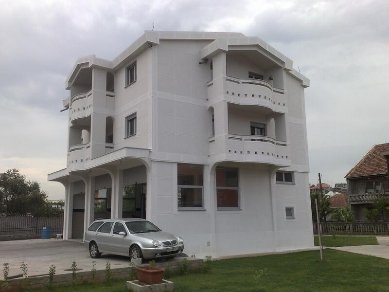 Stambeno-poslovni objekat Bojanić - Podgorica