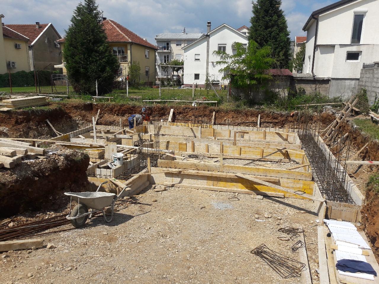 Kuća Mićunovića - Podgorica