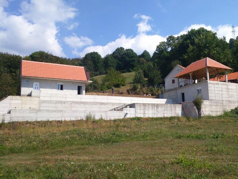 Ribnjak Špikafish - Lijeva Rijeka