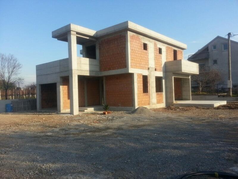 Stambeni objekat - Podgorica