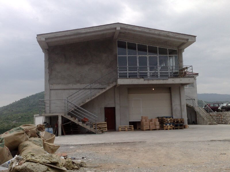 Fabrika za pakovanje kafe Kopa - Danilovgrad